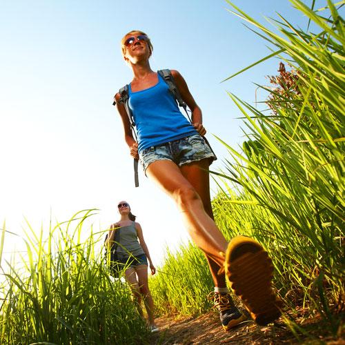 excursiones a pie