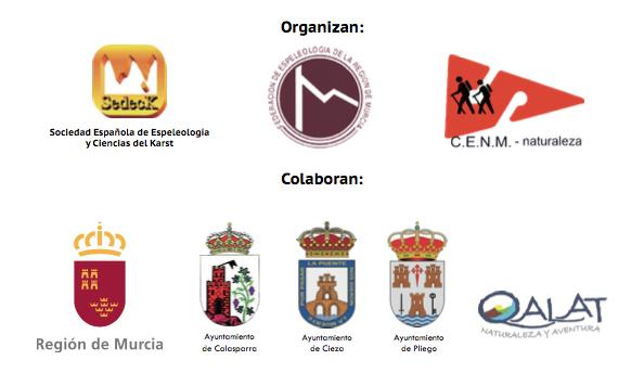 Organizadores XXIX Jornadas SEDECK Calasparra 2017