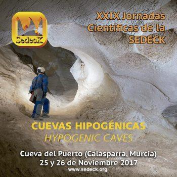 Programa XXIX Jornadas de la SEDECK en Calasparra