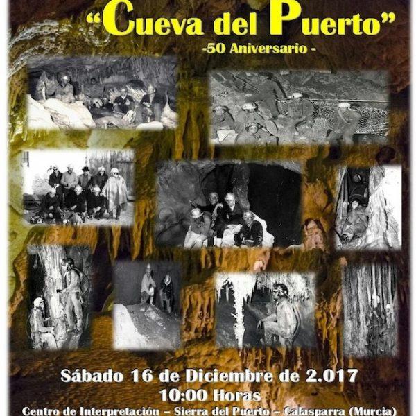 homenaje primeros exploradores de la cueva del puerto de calasparra hace 50 años